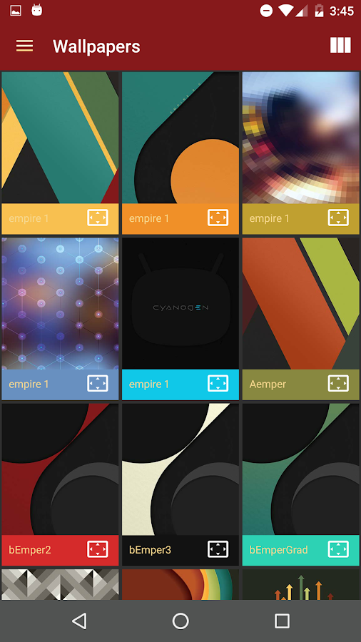 Empire Icon Pack Screenshot 5