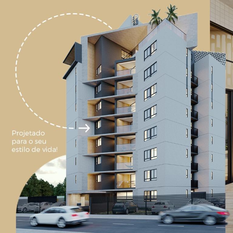 Apartamento com 3 dormitórios à venda, 74 m² por R$ 303.900 - Torre - João Pessoa/PB