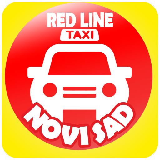 Android aplikacija Crveni RedLine Taxi Novi Sad na Android Srbija