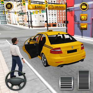 New York City Taxi Driver - Driving Games Free For PC / Windows 7/8/10 / Mac – Free Download
