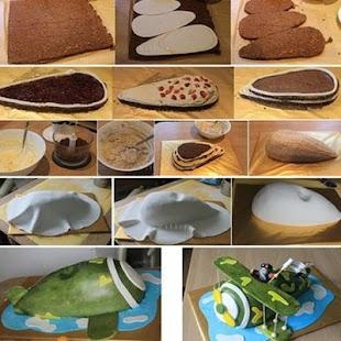Как сделать мастичный торт