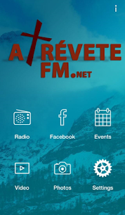 AtreveteFM.net - screenshot