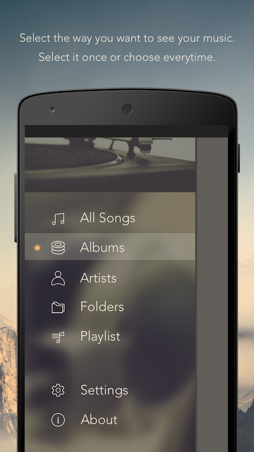 Solo Music Player Pro Screenshot 1