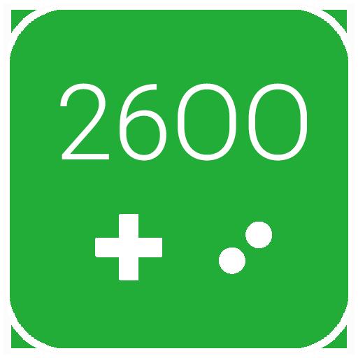 26OO (emu for atari) (game)