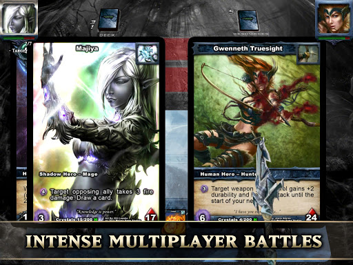 shadow-era-trading-card-game for android screenshot