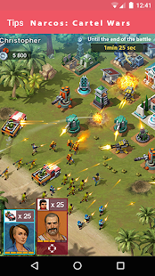 Tips Narcos: Cartel Wars new - screenshot