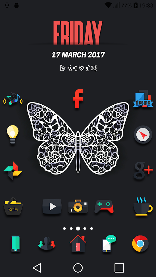 Darko - Icon Pack Screenshot 7