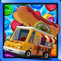 Game Food Crush:Food truck APK for Windows Phone