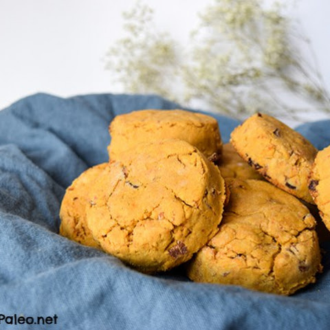 Sweet Potato Biscuits with Maple Bacon