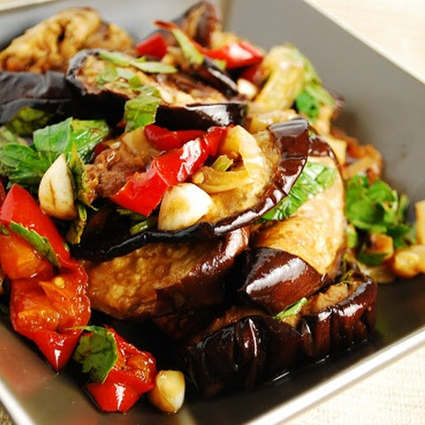 Moroccan Eggplant Pepper Salad Recipes | Yummly