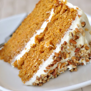 Carrot Cake With Sour Cream Recipes