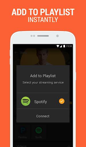 SoundHound ∞ Music Search - screenshot