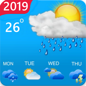 Weather Forecast - Live Weather For PC / Windows 7/8/10 / Mac – Free Download