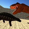 Game Dino Anky vs T-Rex Colloseum APK for Windows Phone