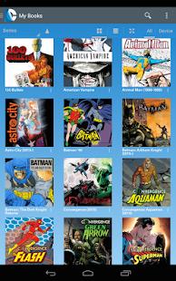 App DC Comics APK for Windows Phone