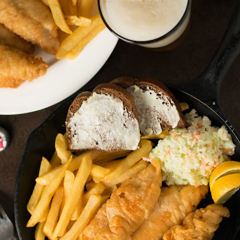 Beer Battered Perch - The Classic Wisconsin Fish Fry