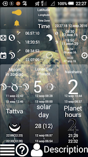 Lunar Calendar- screenshot thumbnail