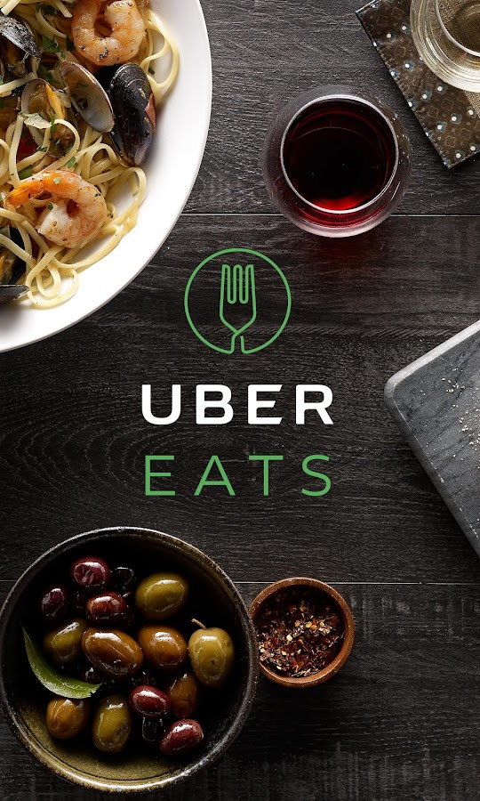 UberEATS: Faster Delivery Screenshot 4