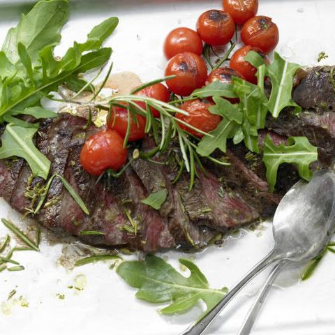 Top Round Steak with Tomatoes