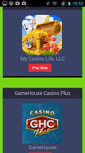 Mobile Casino Apps - screenshot