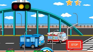 Screenshot of Tayo's Driving Game