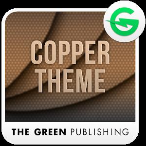 Cover art Copper for Xperia