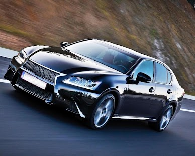 Wallpaper of Lexus GS 450h - screenshot