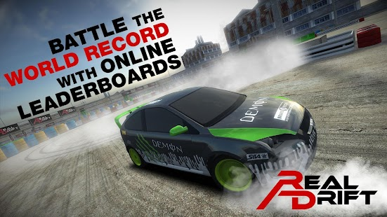 APK Game Real Drift Car Racing Free for BB, BlackBerry