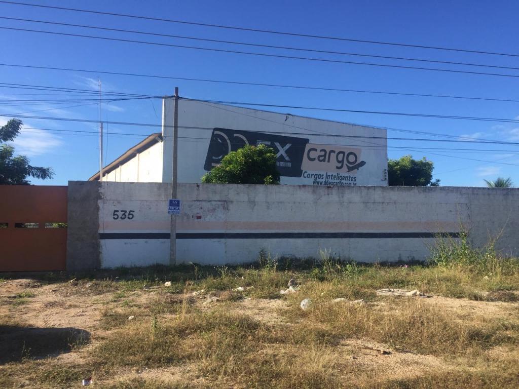 Galpão para alugar, 1 m² por R$ 3.500/ano - Rincão - Mossoró/RN