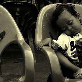 sleep by Tommy Firdaus - Babies & Children Children Candids