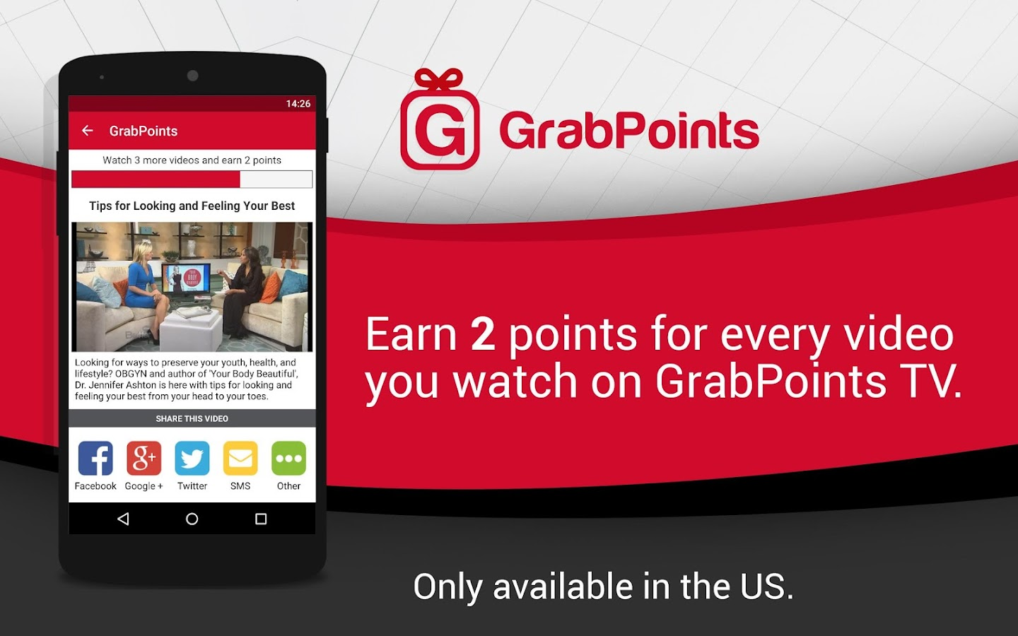 GrabPoints - Free Gift Cards Screenshot 2