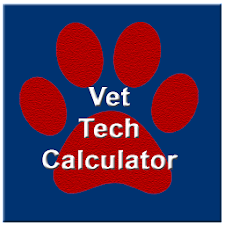 Vet Tech Calculator