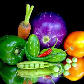 Mixed by Asif Bora - Food & Drink Fruits & Vegetables