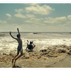 overjoyed..... by Vatsal Patel - Babies & Children Children Candids