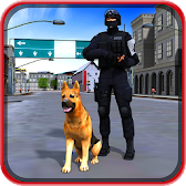 Special Force Police Dog Chase APK Icon
