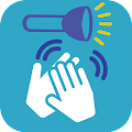 Download Full Flashlight on Clap and Voice 1.0 APK