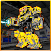 Free Robots War Space Clash Mission APK for Windows 8