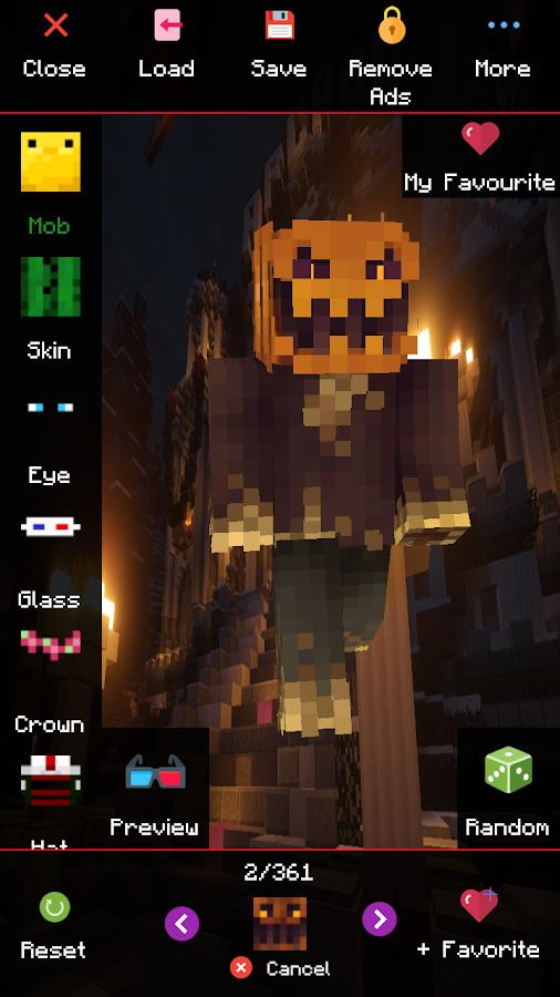 Custom Skin Creator Für Minecraft PE Android Apps Download - Minecraft skin editor jetzt spielen
