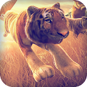 Game Wild Tiger Simulator Game Free apk for kindle fire