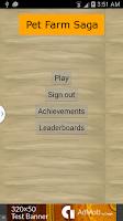 Screenshot of Pet Farm Saga