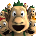Game Crazy Trolls - Roulette Jump APK for Kindle