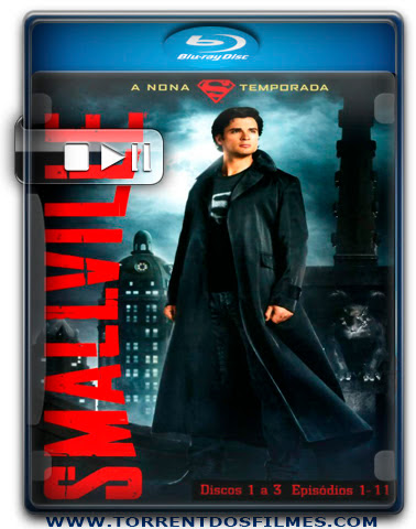 Baixar Serie Smallville 9ª Temporada Dublado Torrent 720p Download