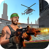 Miami Town Crime Gangster Game APK for Bluestacks
