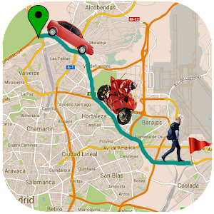 Download GPS Driving Route Maker For PC Windows and Mac