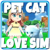 Tamagotchi Pet Cat PREMIUM Love Sim