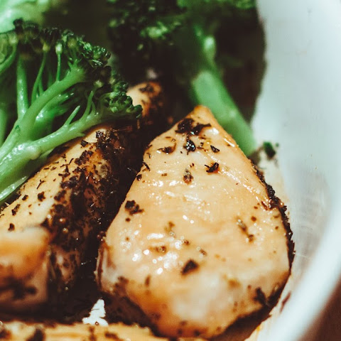 Slow Cooker Chicken With Broccoli