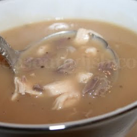 How to Make Homemade Giblet and Egg Gravy