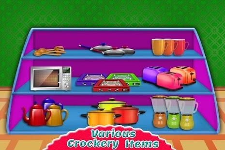 Supermarket Shopping Girl- screenshot thumbnail