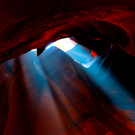 Light by Stanley P. - Landscapes Caves & Formations