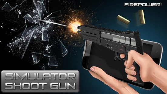 Simulator Shoot Gun - screenshot